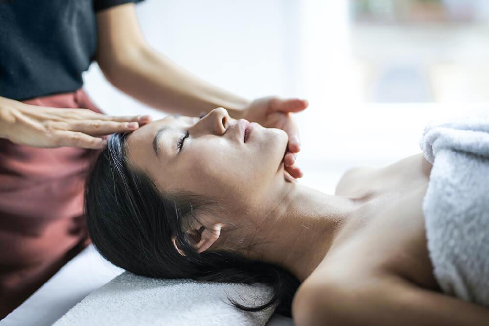 Fisioterapia para la reducción del dolor de cabeza